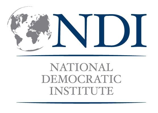 National Democratic Institute Ndi Logo