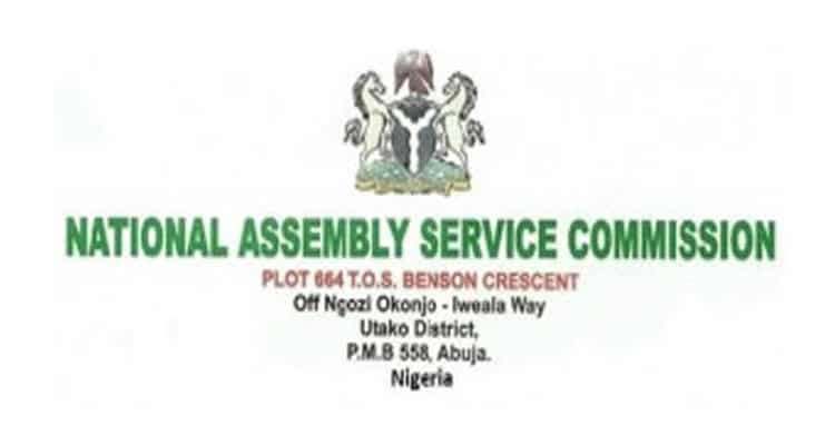 National Assembly Service Commission