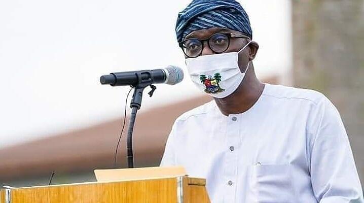 Lagos State Governor - Babajide Sanwoolu