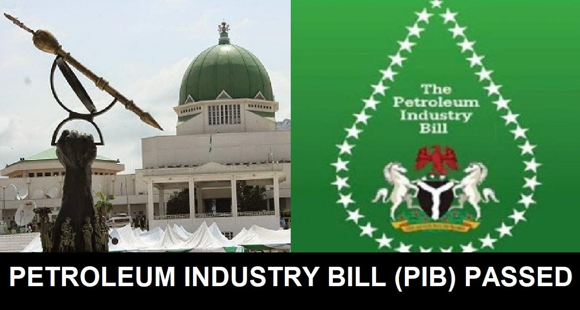 Petroleum Industry Bill - Pib