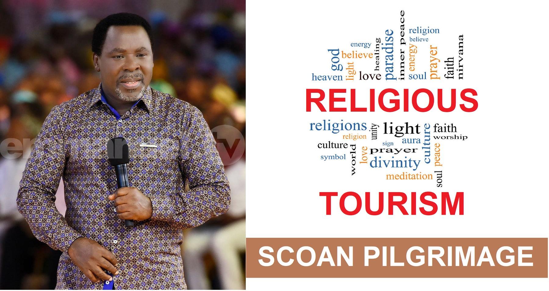 Tb Joshua - Religious Pilgrimage At Scoan